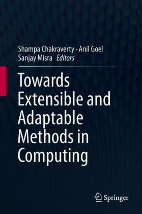 Towards Extensible and Adaptable Methods in Computing