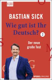 Wie gut ist Ihr Deutsch? Cover