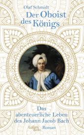 Der Oboist des Königs Cover