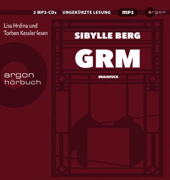 GRM, 2 MP3-CDs