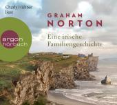 Eine irische Familiengeschichte, 7 Audio-CDs Cover