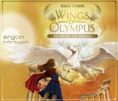 Wings of Olympus - Die Pferde des Himmels, 4 Audio-CDs