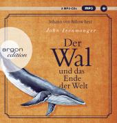 Der Wal und das Ende der Welt, 3 MP3-CDs Cover