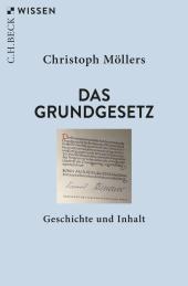 Das Grundgesetz Cover