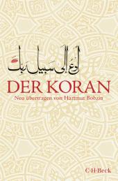 Der Koran, Übersetzung Hartmut Bobzin