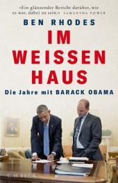 Im Weißen Haus Cover