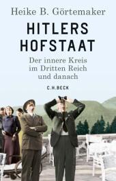 Hitlers Hofstaat Cover