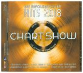 Hits 2018, 2 Audio-CDs Cover
