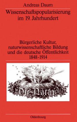 Wissenschaftspopularisierung im 19. Jahrhundert