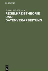 Regelkreistheorie und Datenverarbeitung