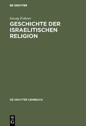 Geschichte der israelitischen Religion