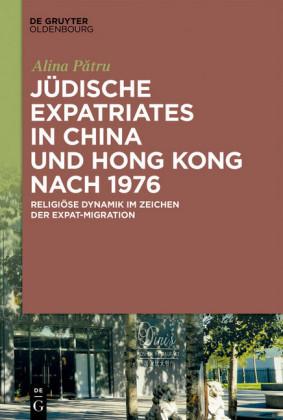 Jüdische Expatriates in China und Hong Kong nach 1976
