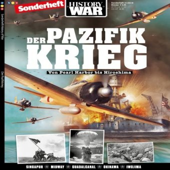 Der Pazifik Krieg
