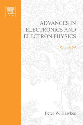 ADVANCES ELECTRONCIC &ELECTRON PHYSICS V59