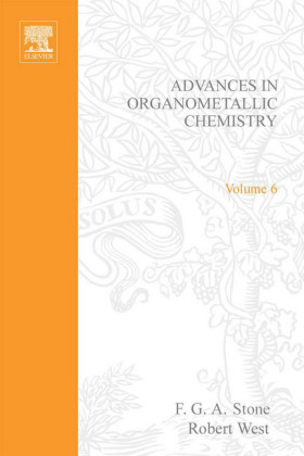 ADVANCES ORGANOMETALLIC CHEMISTRY V 6