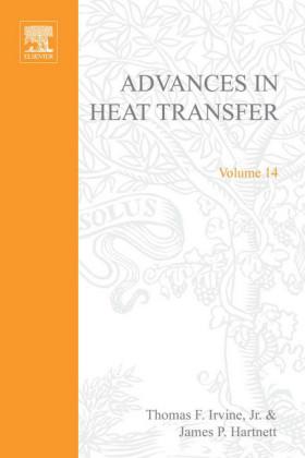 ADVANCES IN HEAT TRANSFER VOLUME 14