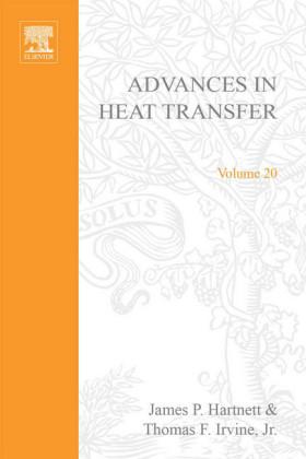 ADVANCES IN HEAT TRANSFER VOLUME 20
