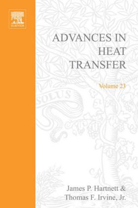 ADVANCES IN HEAT TRANSFER VOLUME 23