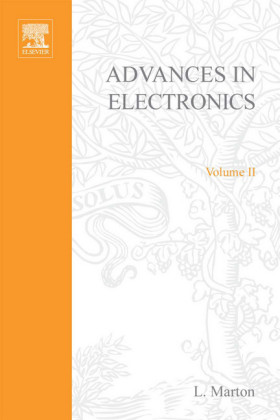 ADVANCES ELECTRONCIC &ELECTRON PHYSICS V2