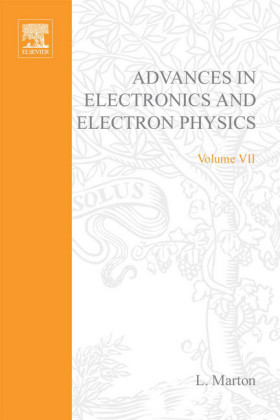 ADVANCES ELECTRONCIC &ELECTRON PHYSICS V7