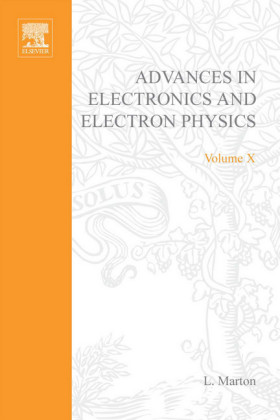 ADVANCES ELECTRONCIC &ELECTRON PHYSICS V10