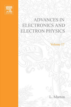 ADVANCES ELECTRONCIC &ELECTRON PHYSICS V17