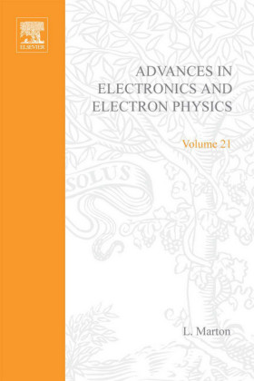 ADVANCES ELECTRONCIC &ELECTRON PHYSICS V21