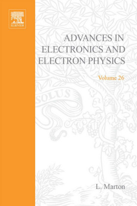 ADVANCES ELECTRONCIC &ELECTRON PHYSICS V26