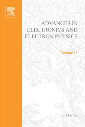 ADVANCES ELECTRONCIC &ELECTRON PHYSICS V36