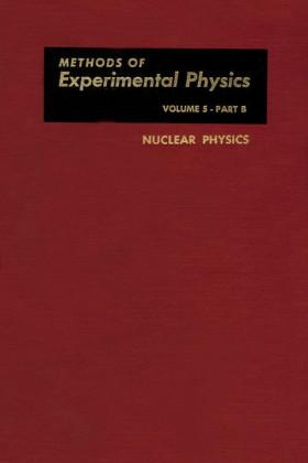 Nuclear Physics. Part B