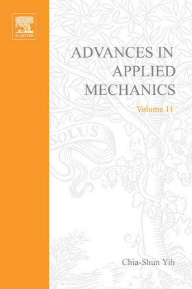ADVANCES IN APPLIED MECHANICS VOLUME 11