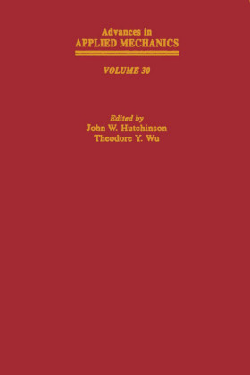 ADVANCES IN APPLIED MECHANICS VOLUME 30