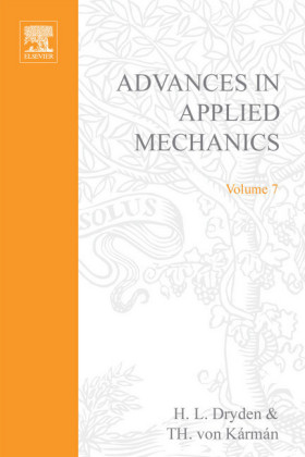 ADVANCES IN APPLIED MECHANICS VOLUME 7