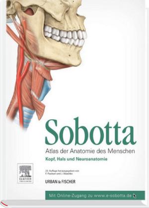 Sobotta Atlas der Anatomie des Menschen
