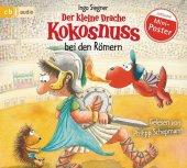 Der kleine Drache Kokosnuss bei den Römern, 1 Audio-CD Cover