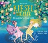 Kiesel, die Elfe - Sommerfest im Veilchental, 2 Audio-CDs Cover