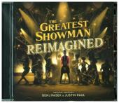 The Greatest Showman - Reimagined, 1 Audio-CD Cover