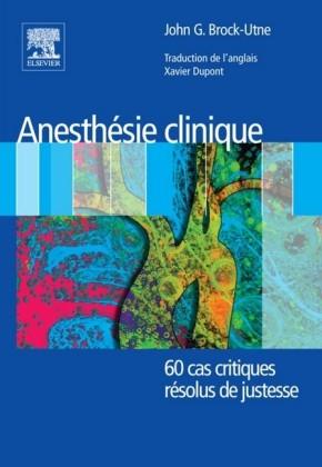 Anesthésie clinique