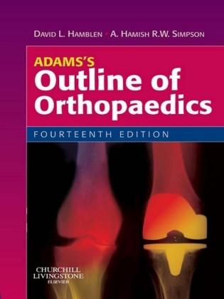 Adams's Outline of Orthopaedics E-Book