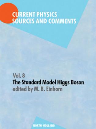 The Standard Model Higgs Boson