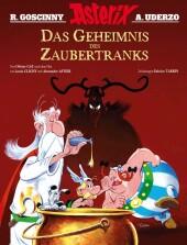 Asterix - Das Geheimnis des Zaubertranks Cover