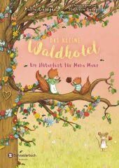 Das kleine Waldhotel, Ein Blütenfest für Mona Maus