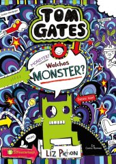 Tom Gates - Monster? Welches Monster?