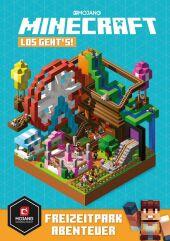 Minecraft, Los geht's! Freizeitpark - Abenteuer Cover