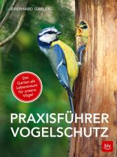 Praxisführer Vogelschutz Cover