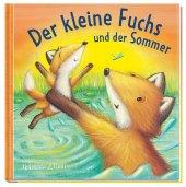 Der kleine Fuchs und der Sommer Cover
