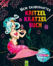 Mein zauberhaftes Kritzel-Kratzel-Buch Cover