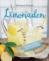 Limonaden selbst gemacht - weniger Zucker, echter Geschmack Cover