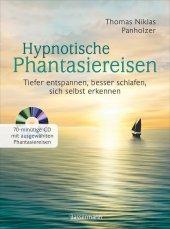Hypnotische Phantasiereisen, m. Audio-CD Cover