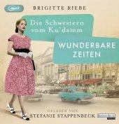Die Schwestern vom Ku'damm. Wunderbare Zeiten, 2 MP3-CDs Cover